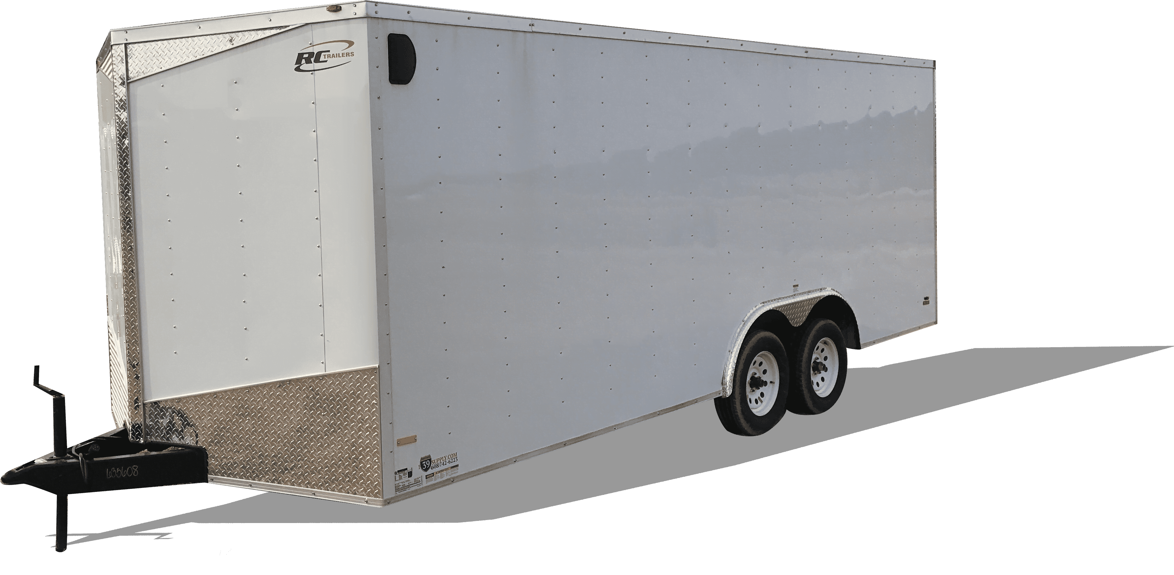 Steel Enclosed Car Haulers
