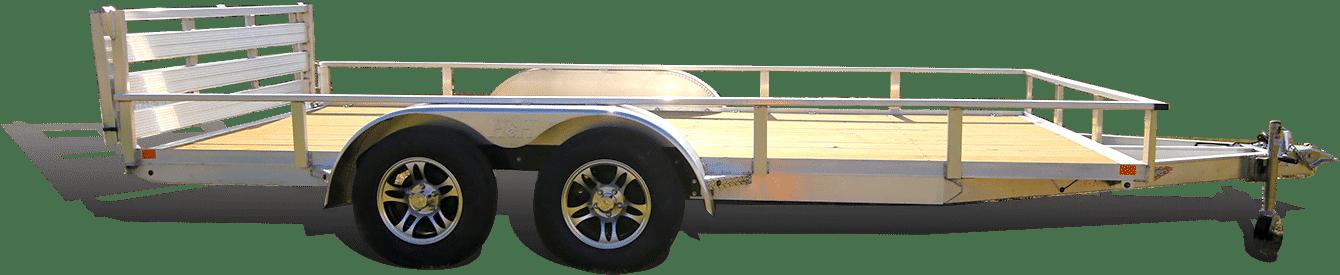 All Aluminum Trailer | Utility Trailers