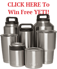 Click Here for Free Yeti! Monthly Drawing.